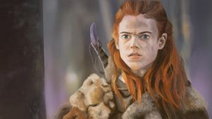 Ygritte by Aryia-Tskaha