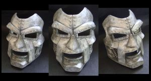 Doctor Doom Mask by 4thWallDesign
