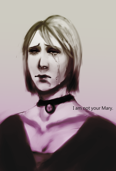 I am not your Mary by Ranzu0923