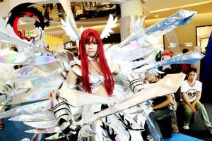 Erza Scarlet - Animax Cosplay 3 by kevin-oinky