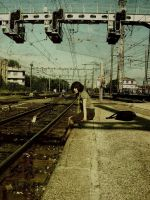 le train + by les-insupportables