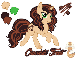 Chocolate Treat by Marvealle
