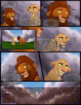 The Lion King: Echelon P. 110 by Sarn-Elyren