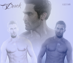 DEREK - Teen Wolf by letydb