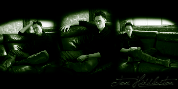 Tom Hiddleston for silverspoken2005 by seremela05