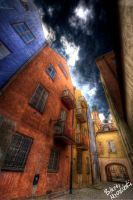 Old Town Warsaw II - corrected by Blazko