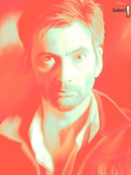 David Tennant in Eastwood by LicieOIC