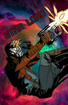 I'm Star Lord by super-sloth821