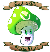 Vinesauce 6th Anniversary by DoctorNuclear
