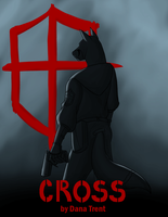 Cross - Front Cover by DanaTrent