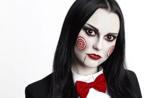 Billy The Puppet (female version) by jurisdictia