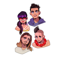 DNCE by tabby-like-a-cat