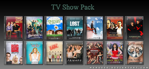 TV Show Pack 1 by manueek