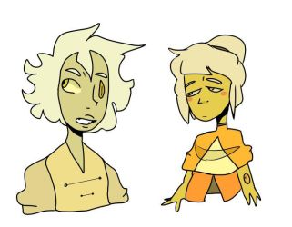 Yellow Gem Adopts (CLOSED) by XxYearremixxX