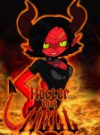 Hotter than Hell - Smokin' Hot by PlayboyVampire