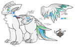 [Adoptable: Auction OPEN] Dopple the DaD. by CanadaLine