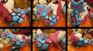 Milotic pokedoll scales reference angles