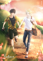 What if ... we could just run away ~ Banana Fish by balvana