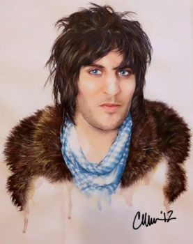 Noel Fielding Drawing by Live4ArtInLA
