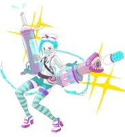 Doctor Jinx by chalii