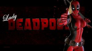 Lady Deadpool 8 by Curtdawg53