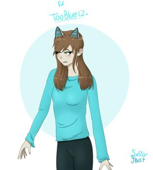 For TooBlue12 by SassyGhost