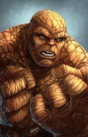 The Thing by robertmarzullo