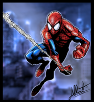 Spidey by exeryus