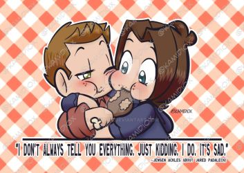Jensen loves Jared 23 by KamiDiox