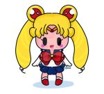 Sailor Moon Chibi by AliceAlizu