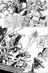 Batman Incorporated Secial pg 2 by stockyboy
