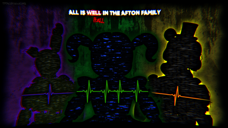 Afton Family by TF541Productions