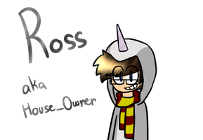 Ross-chan | Youtubers | House_Owner by Puppyrelp