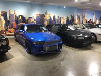 Nissan Skylines by iannathedriveress