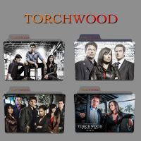 Torchwood Folder Icon Pack by guihcf