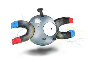 Magnemite by ContinuumBlaze