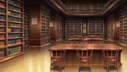 Library by Vui-Huynh