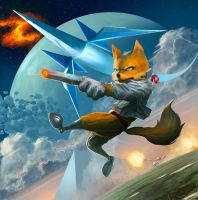 Star Fox by edsfox