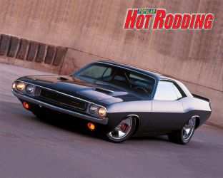 Muscle Car by TheCarloos