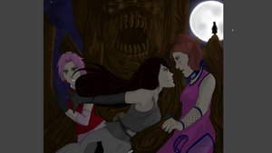 Hallucinate   Contest Entry   Naruto by iFell-intoTheSky