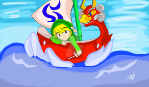 I'm On A Boat by YerBlues000