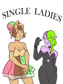 Single Ladies by oreorc