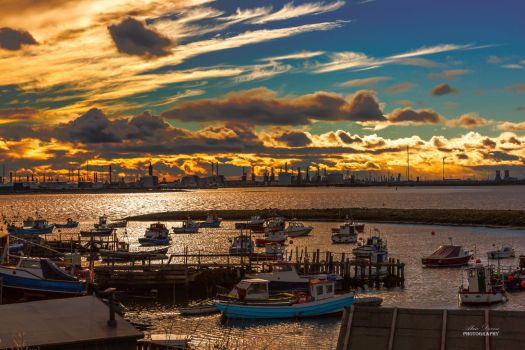 South Gare 3 by JAD-D