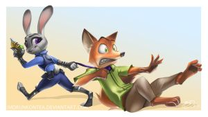 Zootopia - Solving the Case by imDRUNKonTEA