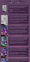 Starlight Glimmer Tutorial by imDRUNKonTEA