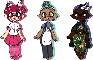 sploon adopts (CLOSED) by Peachy-Kink