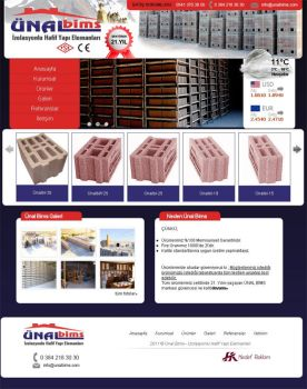 unal bims web design by MesutASLAN