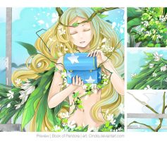 Embrace - Book of Pandora Preview by Cindiq
