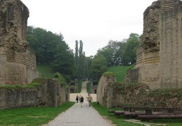 Roman Arena in Trier / Germany by Irmanamers