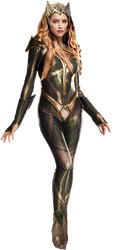 Mera Justice League Transparent background by Gasa979